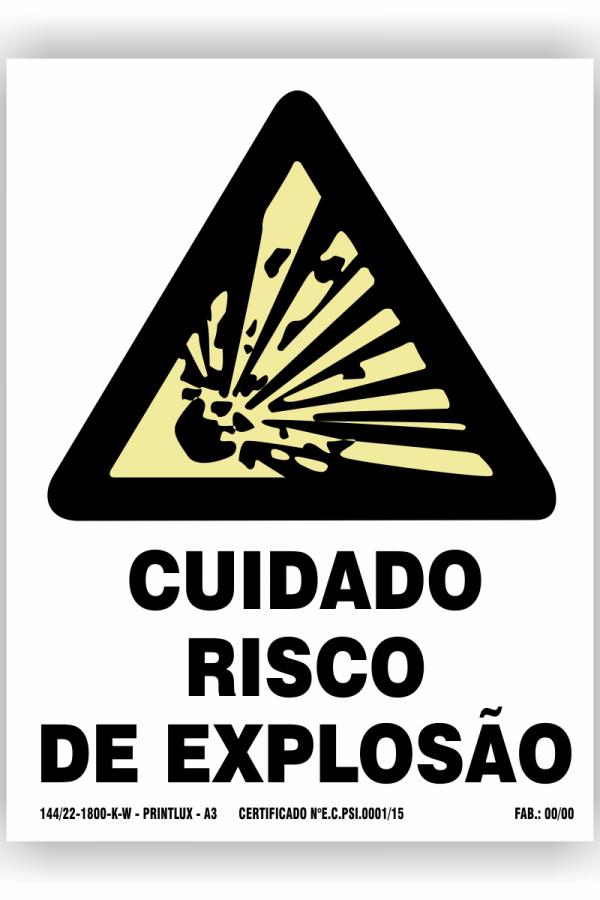 A3 – Risco Explosão