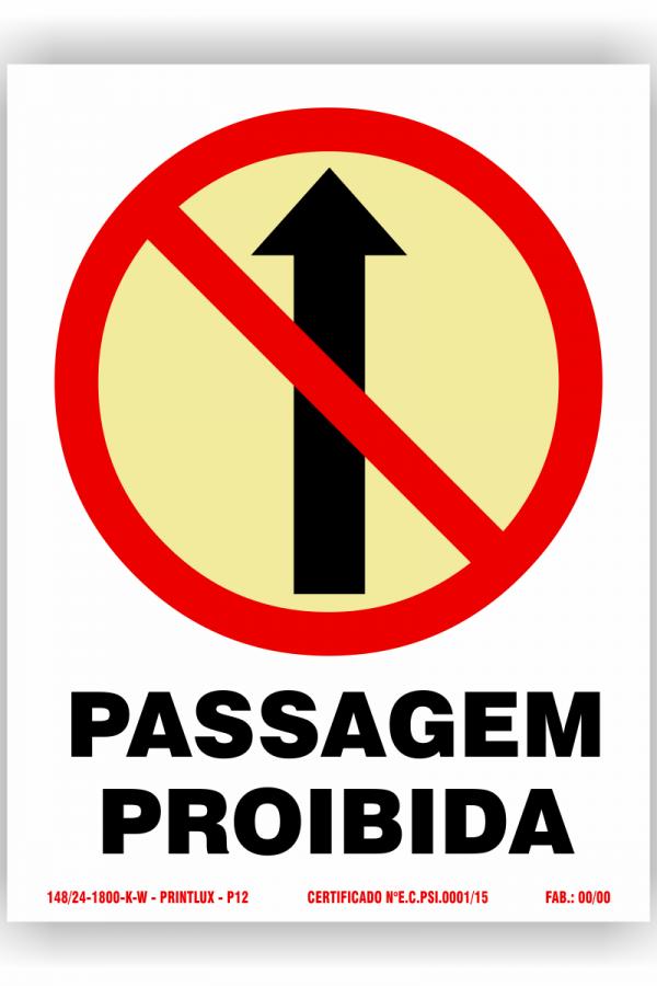 P12 – passagem