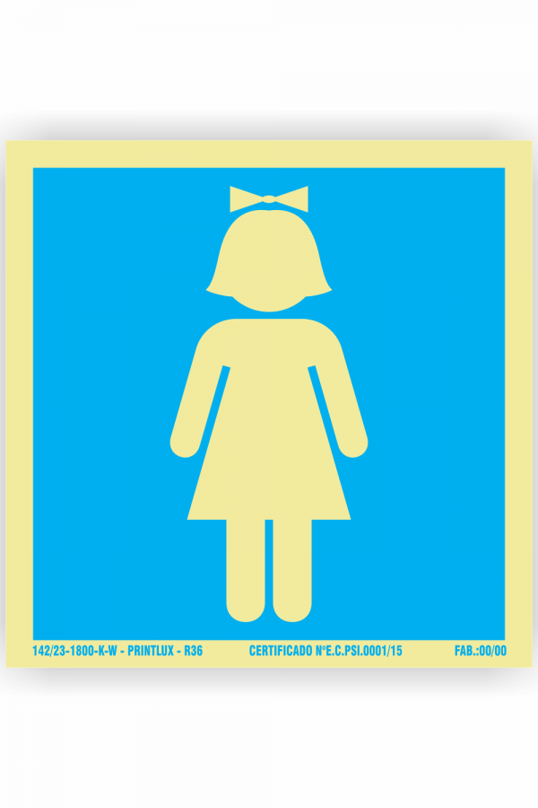 R36 – Banheiro Infantil menina