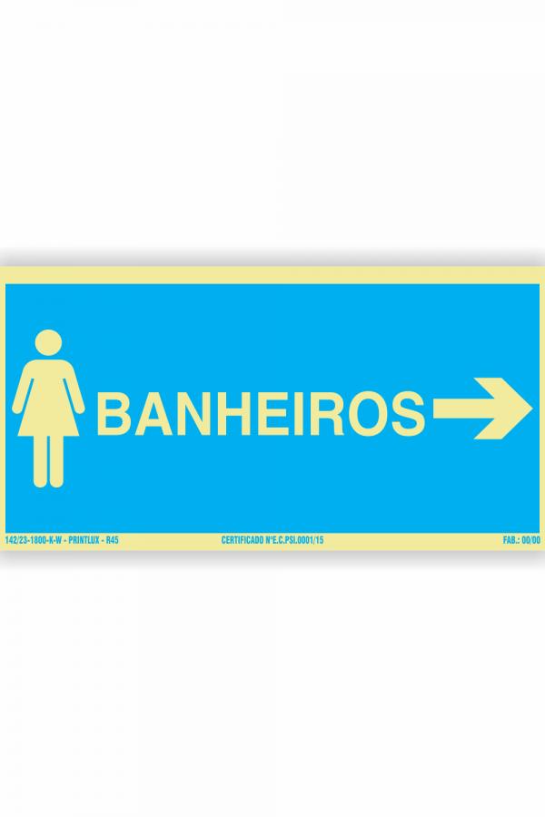 R45 – Banheiro feminino