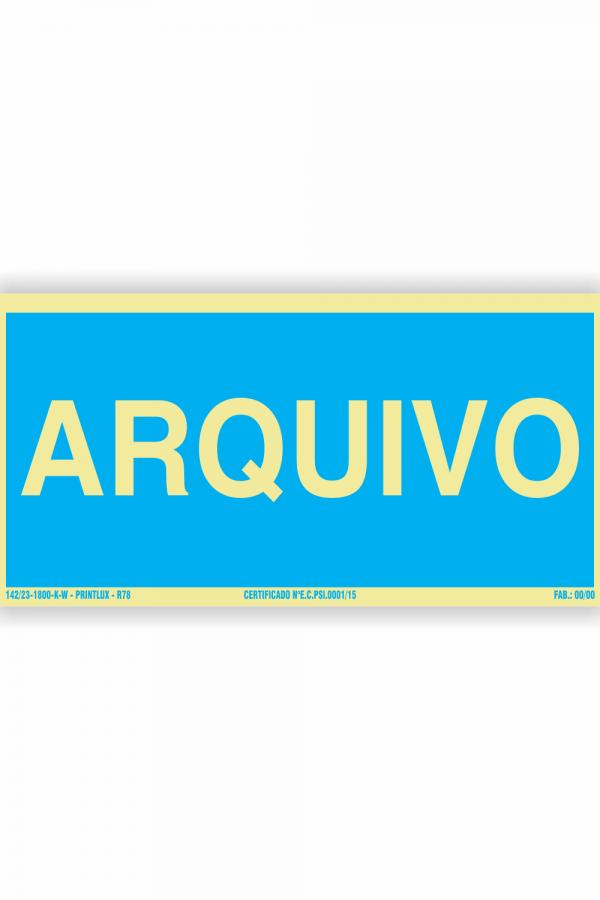 R78 – Arquivo