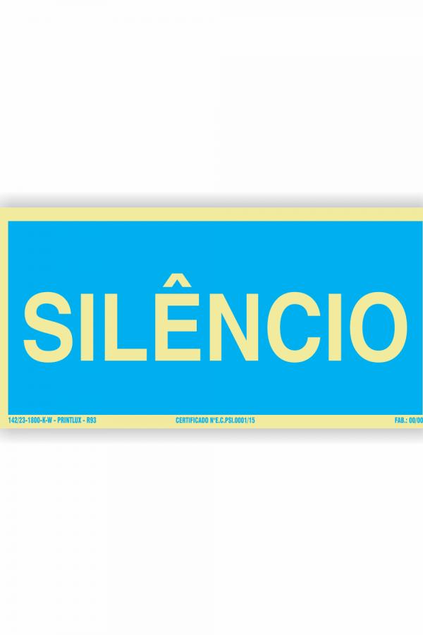 R93 – Silêncio
