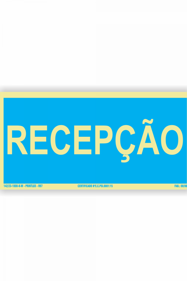 R97- Recepção