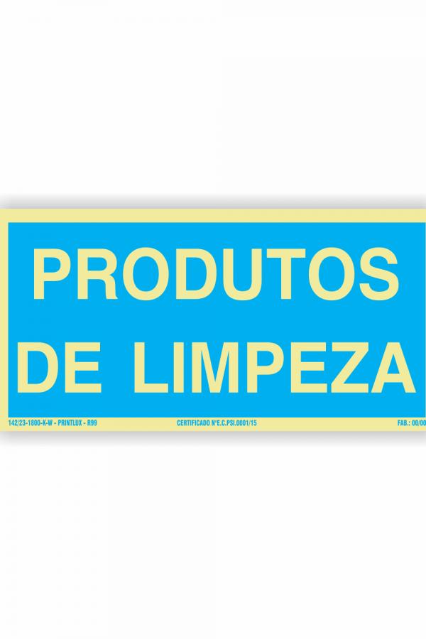 R99 – Produtos de limpeza