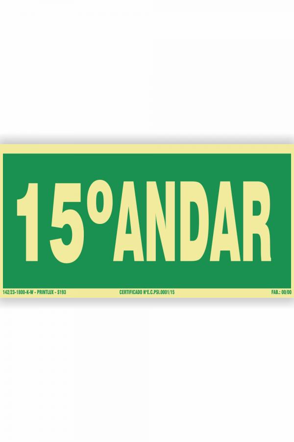 S193 – 15 andar