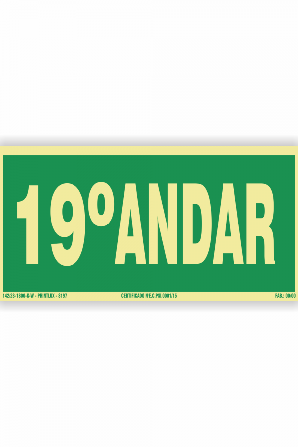 S197 – 19 andar