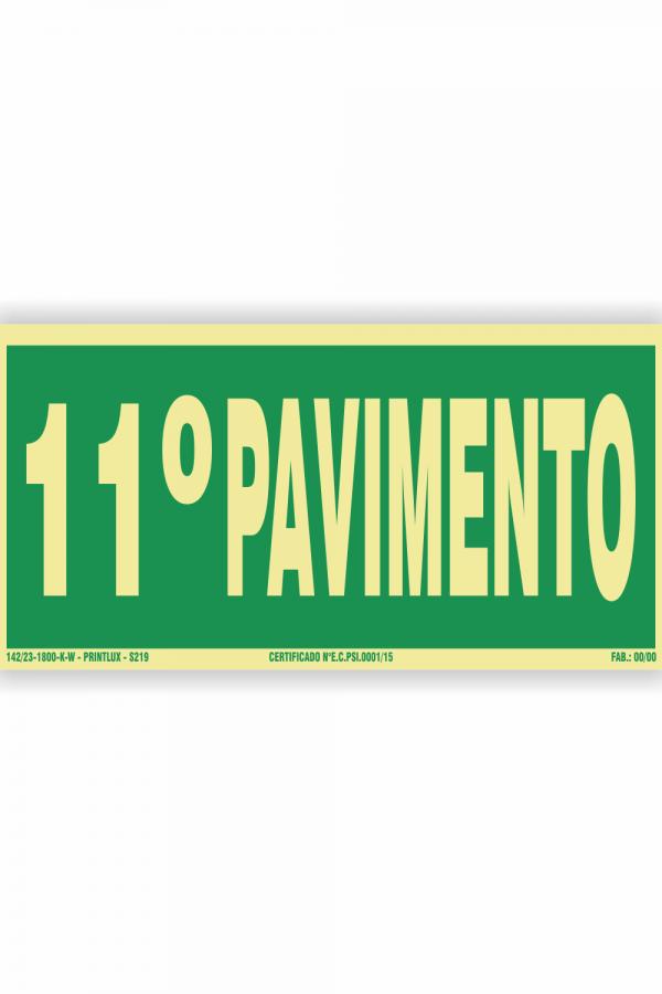 s219 – 19 pavimento